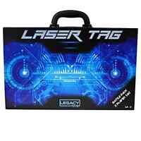 Laser Tag Blaster Set Legacy Toys For Kids Pack Of 2 Battle Pack 2 Player Tag