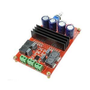 2x100W TPA3116 12V-24V D2 Dual Channel Digital Audio Amplifier Board for Arduino