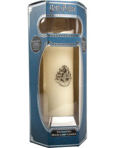 NEW Harry Potter Enchanted Candle Mood Lamp