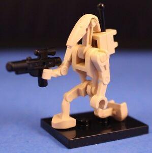 Lego Brick Star Wars 75182 Kneeling Battle Droid Deluxe Custom