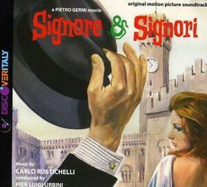 Carlo Rustichelli - Signore e signori - CD - Digitmovies