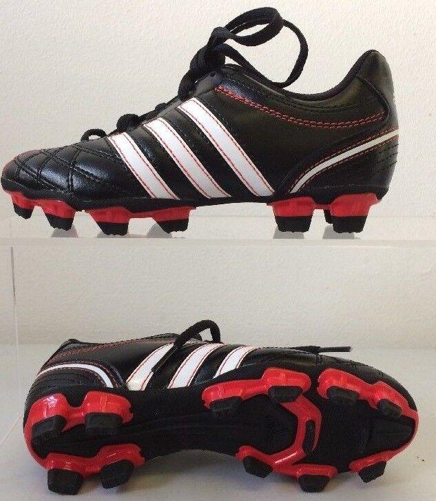 Adidas Junior Football Boots shoes Heritagio V TRX FG T346