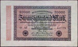 Germany-Papiermark-banknote-Weimar-Republic-20000-mark-year-1923