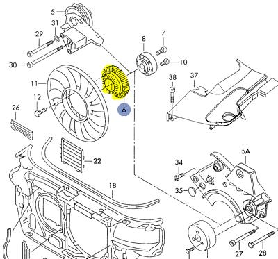 Audi A4 B6 1.8 T quattro Genuine National Clutch Kit