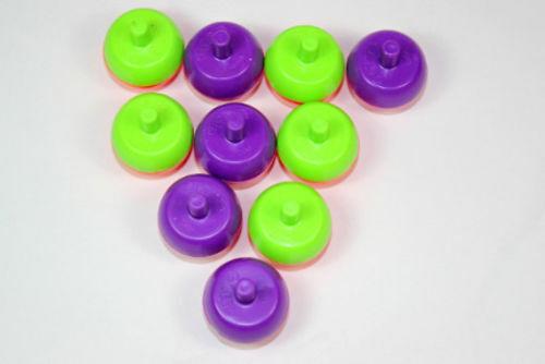 12 Stück Fun Kreisel,Kreisel,Kindergeburtstag,Wurfmaterial,Mitgebsel,