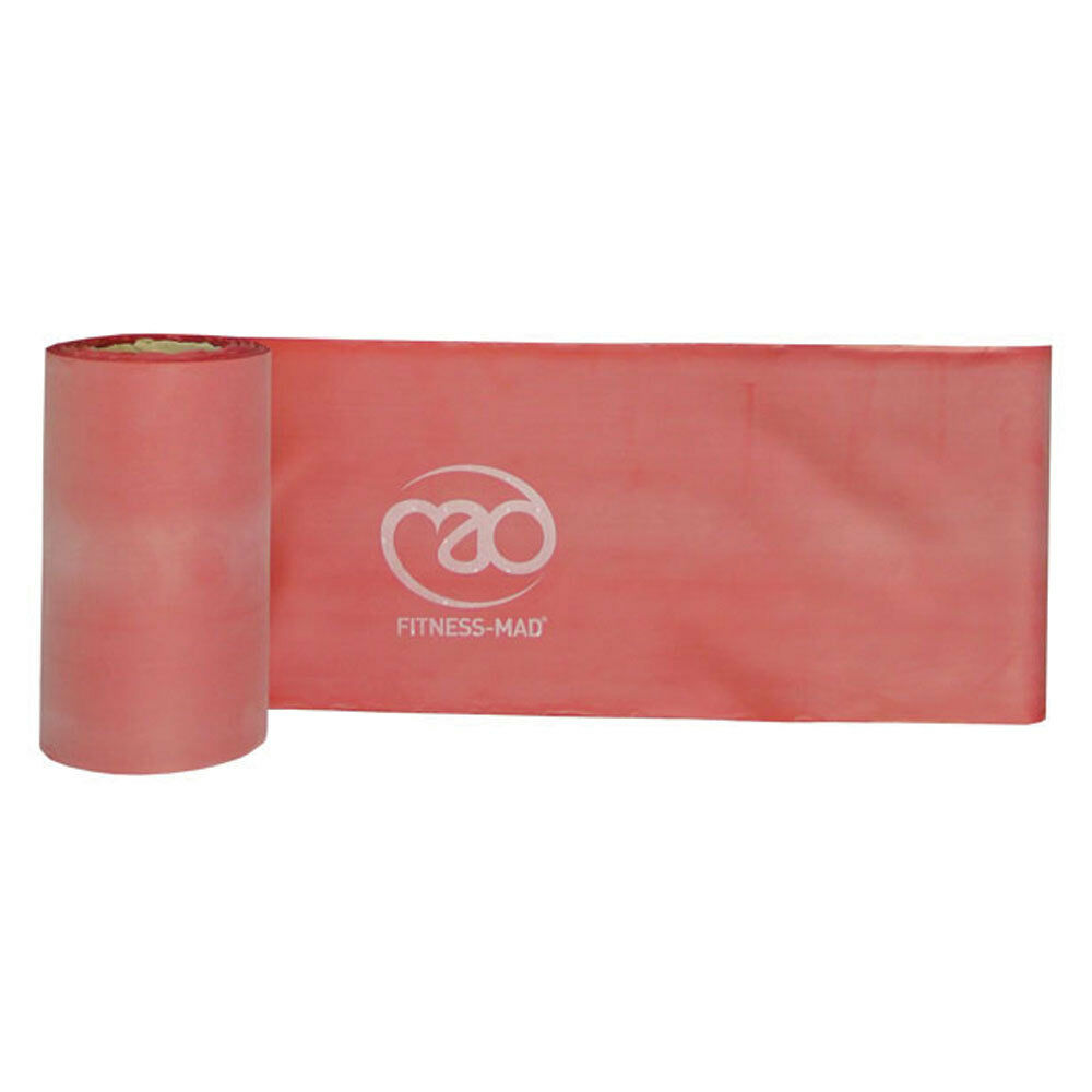 Fitness Mad Exercice 15 m Resistance Band Yoga Pilates Exercice Mad Thérapie Latex Roll-Light 754fcd