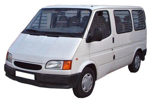Reparación de chapa puerta trasera derecha de 20 cm de alto Ford Transit BJ 86-00
