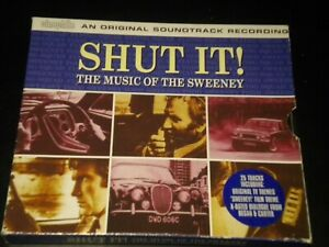 SHUT-IT-THE-MUSIC-OF-THE-SWEENEY-Soundtrack-CD-Album-2001