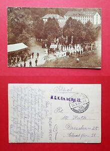 Foto-AK-1915-Festumzug-Typen-36224