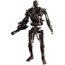 Used Movie Masterpiece Terminator 4 T-600 1/6 Scale Hot Toys Figure