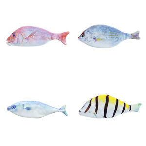Funny-Fish-Pen-Pencil-Case-Makeup-Bags-Storage-Pouch-Student-Kids-Stationery
