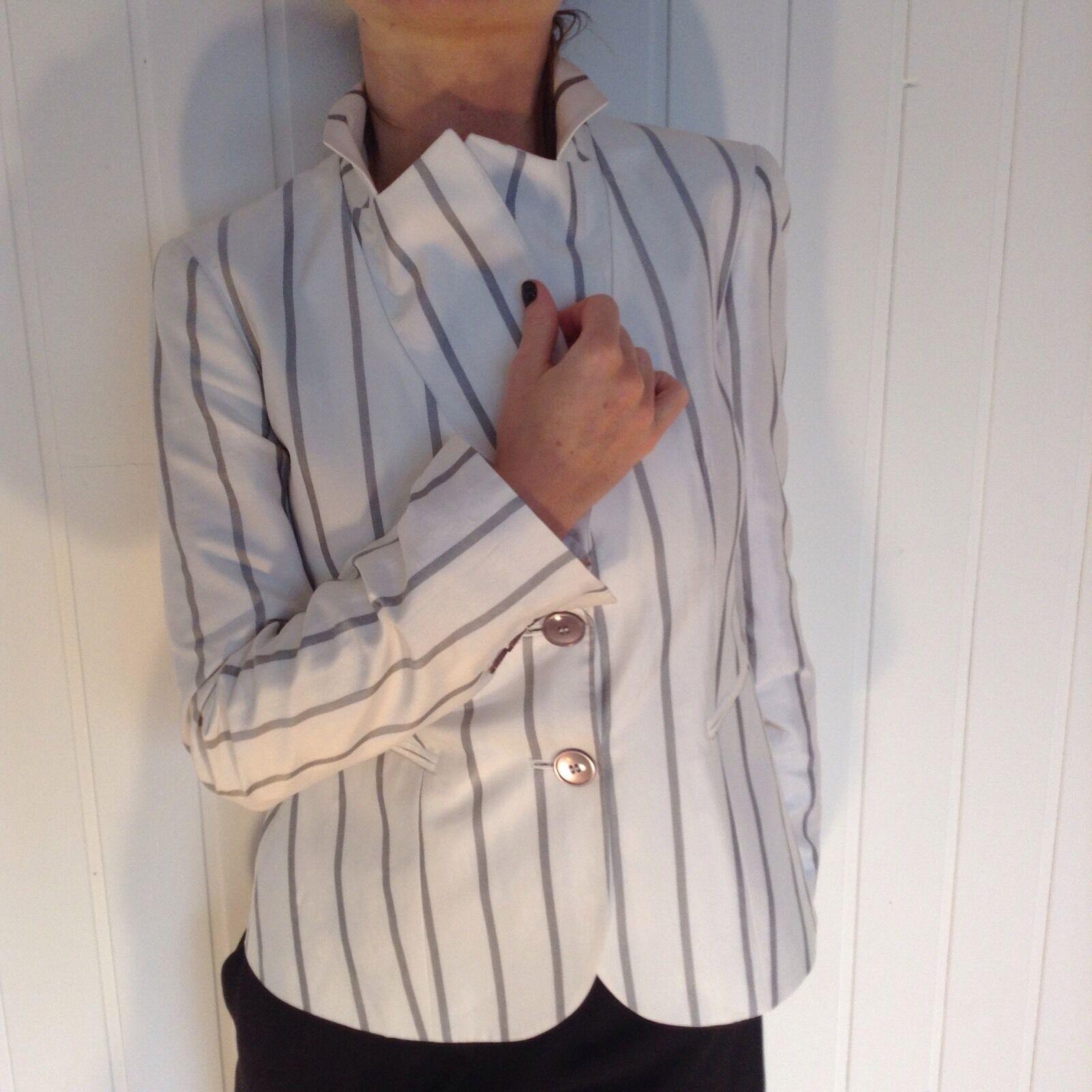 EMPORIO ARMANI Women's Blazer Size IT 42  RRP