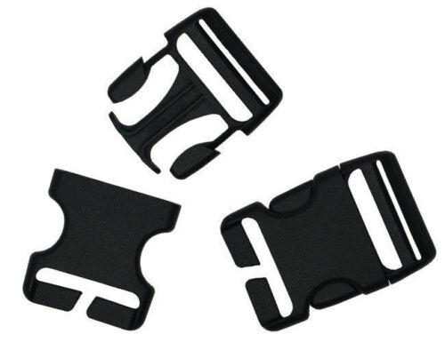 Highlander D-Flex® Stealth Warrior Boucle Noir