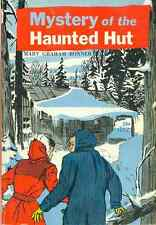 MYSTERY OF THE HAUNTED HUT by Mary Graham Bonner (1965) Scholastic SC