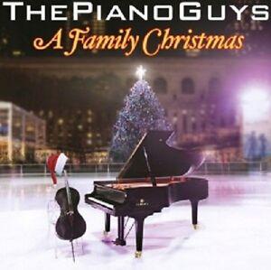 THE PIANO GUYS - A FAMILY CHRISTMAS  CD  12 TRACKS  WEIHNACHTSLIEDER  NEU