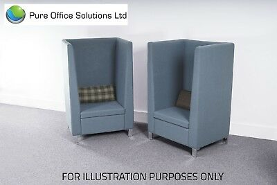 Astounding Sven Privacy Pod Reception Breakout Visitor Chair Upholstery Options Ebay Ibusinesslaw Wood Chair Design Ideas Ibusinesslaworg