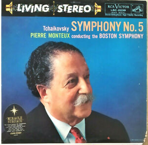 RCA-LIVING-STEREO-LSC-2239-SHADED-DOG-TCHAIKOVSKY-5TH-PIERRE-MONTEUX-EX-NM