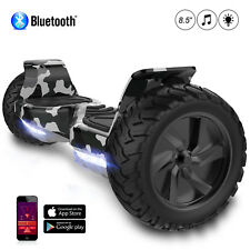 "Hoverboard Mega Motion X-Strong8.5""Off-Road Hummer E-Skateboard 3 Fahrmodus-App"