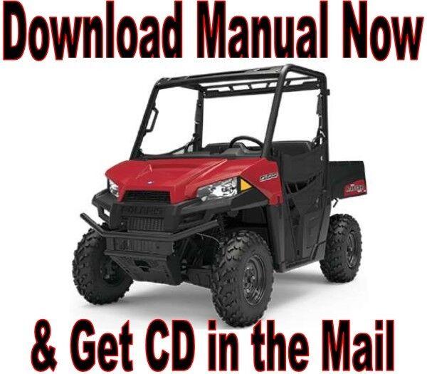 2005-2006 Polaris Ranger 700 XP and 2006 Ranger 4X4 6X6 EFI Service Manual ...