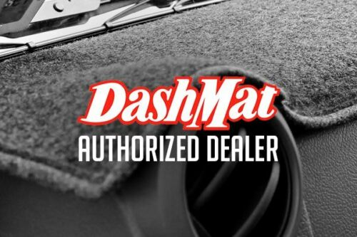 Black Dash Cover Chevy MALIBU 2016-2018 Carpet DashMat CoverCraft 2123-00-25