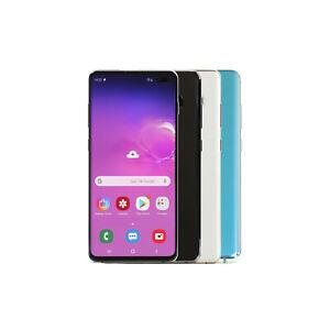 Samsung Galaxy S10+ G975F / 128GB / Blau Grün Weiß Schwarz / Gebraucht