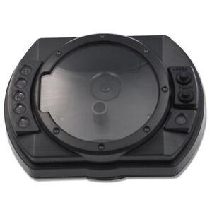 Speedometer Tachometer Gauges Case Cover For Kawasaki Ninja ZX6R 09-12 Z1000SX