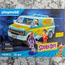 PLAYMOBIL 70286 Scooby Doo Mystery Machine Fast