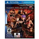 Dead or Alive 5 Plus (Sony PlayStation Vita, 2013)