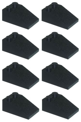 Manca LEGO Brick Nero 3298 x 8 Brick pendenza 33 ° 3 x 2