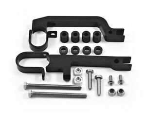 PowerMadd-34450-Black-Sentinel-Handguard-Snowmobile-Mount-Kit