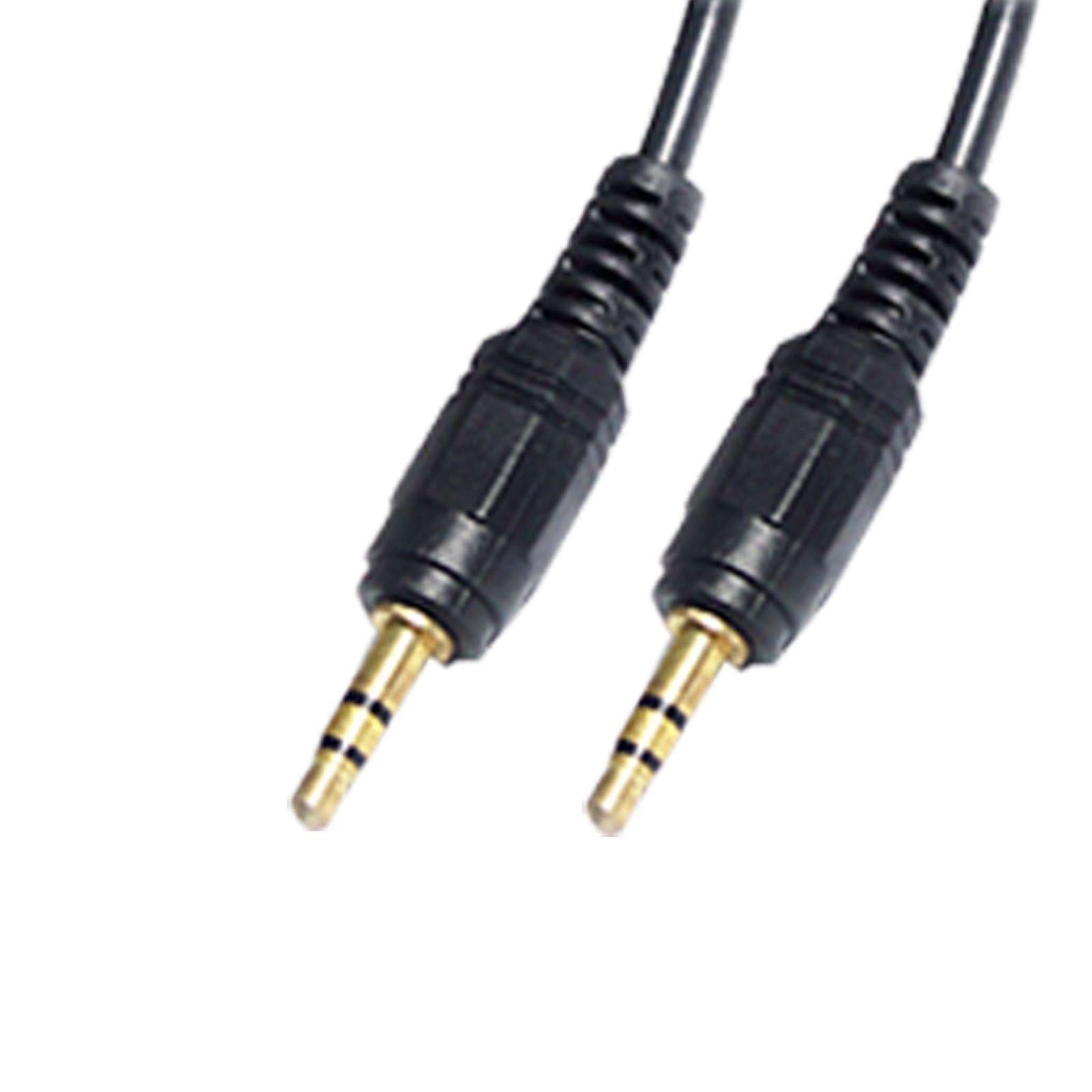 Kaiser 1408 Studio Flash Sync Cable Jack de 10 metros 3.5MM K1408