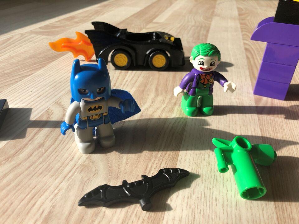 Lego Duplo, Batman & Jokeren