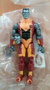 marvel legends Colossus X-men No bearded head