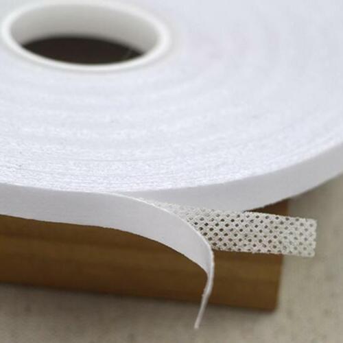 3Pcs Non-Tissé Ruban adhésif double face soluble dans l/'eau Adhésif pour la couture