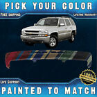 NEW Painted To Match Steel Front Bumper 2000-2006 Chevy Silverado Tahoe Suburban