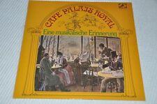 Café Palais Royal - Csardas Walzer - Klassik Album Vinyl Schallplatte LP