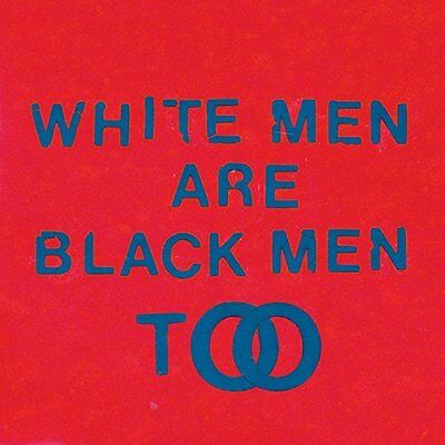 YOUNG FATHERS-WHITE MEN ARE BLACK MEN TOO (DLCD)  VINYL LP NEW