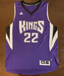 designer fashion 6ce03 71413 Details about Rare Adidas NBA Sacramento Kings Isaiah Thomas Basketball  Jersey
