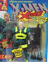 Vintage 1994 Marvel Comics Cable 5th Uncanny X-men X-force Figure Toybiz