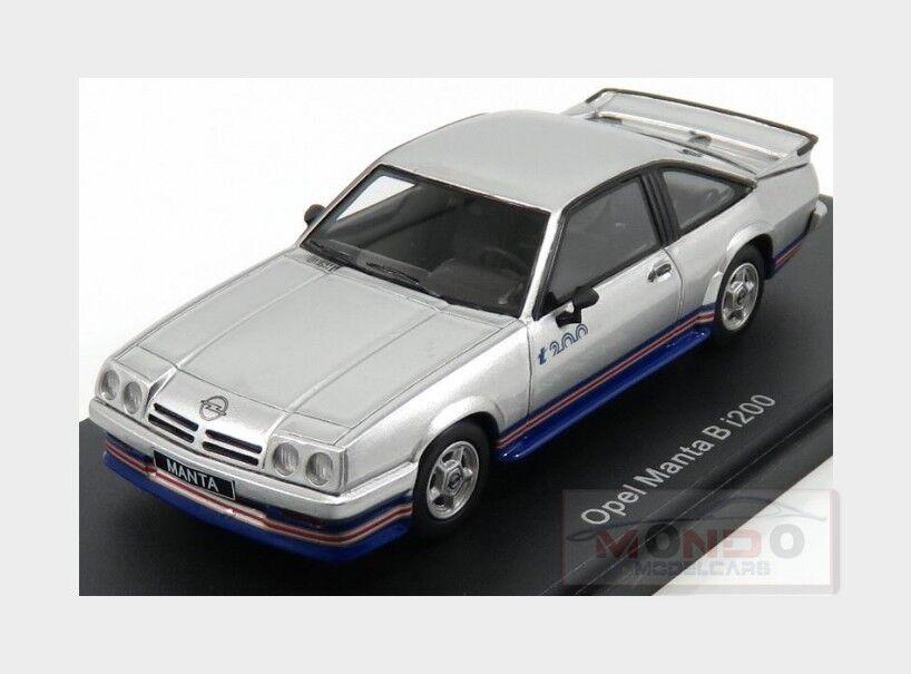 online barato Opel Manta B I200 Coupe 1985 plata azul NEOSCALE 1 1 1 43 NEO45476  punto de venta