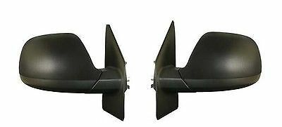 Vw Transporter T5 Door Wing Mirror MANUAL  1 x pair set O/S N/S  2003-2018 NEW