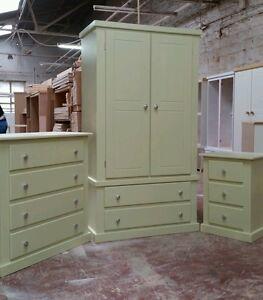 berkshire apple green 3 piece bedroom furniture set assembled not flat