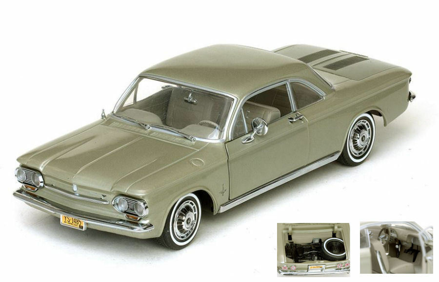 Chevrolet Corvair Coupe' 1963 Autumn or 1 18 Model 1485 SUN STAR