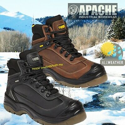 Apache Ranger Waterproof Safety Boots