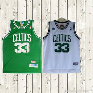 4eb1d676ead6 Image is loading 2017-Larry-Bird-Boston-Celtics-33-Jersey-Basketball-
