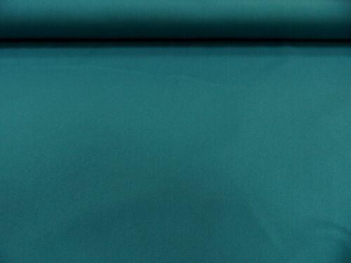 """Kleiderstoff v.Hilco /""""Nobre/"""" Kleidersatin 100/%PE verschiedene Farben"""