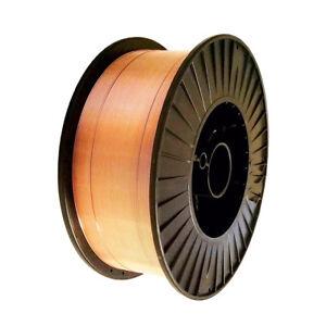 """44 lb Roll ER70S-6 .035"""" Mild Steel Mig Welding Wire"""