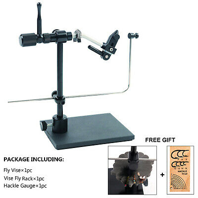 Fly Tying Vise Fly Rack NEW GREAT