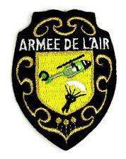ECUSSON MILITAIRE MILITARIA BRODÉ EMBROIDERED PATCH MERESSE ARMÉE DE L' AIR