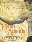 Heart of Atlantis 9781452639932 by Alyssa Day CD
